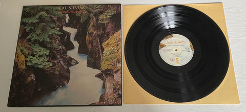 LP CAT STEVENS - BACK TO EARTH ISLAND ILPS 19565 ITALY PRESS ANNO 1978