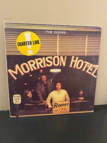 LP THE DOORS - MORRISON HOTEL