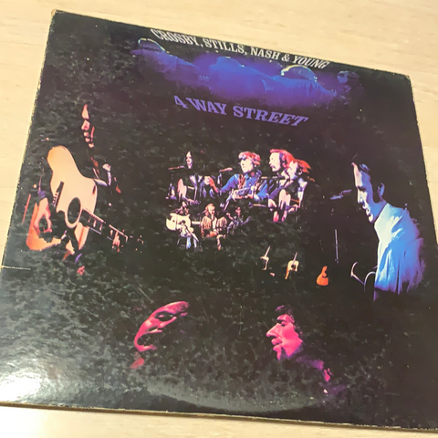 LP 4 WAY STREET - NEIL YOUNG 2