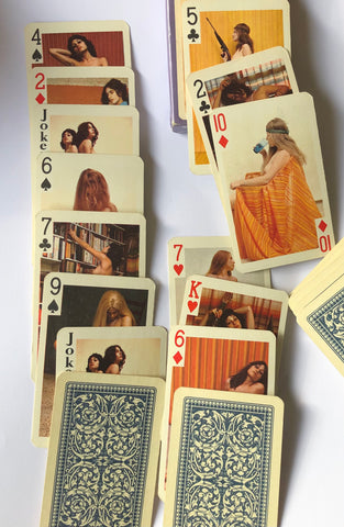 Carte Gioco 70's IVP London