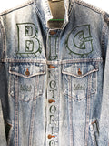 Giacca Denim Handmade Big Notorious Tribute 90's