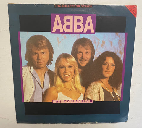LP ABBA THE COLLECTION 2 LP UK PRESS