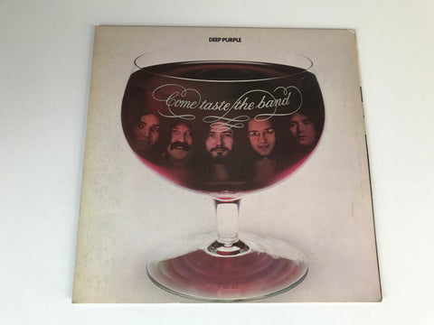 LP Deep Purple come taste the band