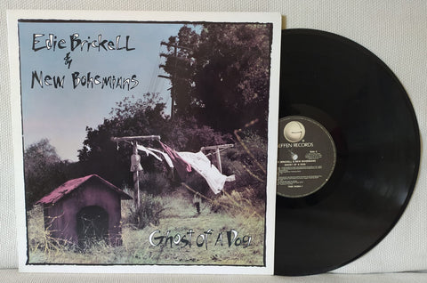 LP EDIE BRICKELL & NEW BOHEMIANS GHOST OF A DOG