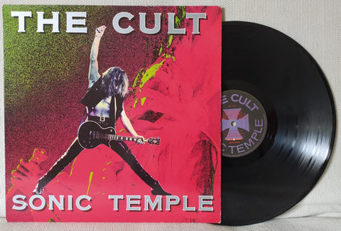 LP THE CULT SONIC TEMPLE