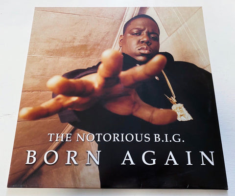 Lp B.I.G Notorious Born Again 2017