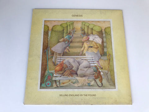 LP Genesis - Selling England By The Pound