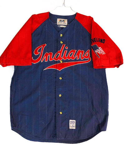 Maglia MLB Indians 80's Cooperstown tg XL