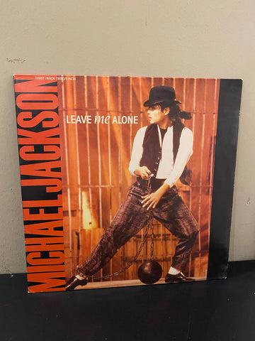 LP MICHAEL JACKSON LEAVE ME ALONE