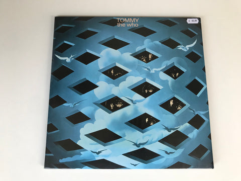 LP The Who - Tommy