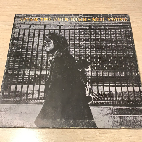 LP AFTER THE GOLD RUSH - NEIL YOUNG 1
