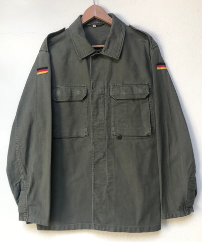 Camicia militare West.Germany 90's