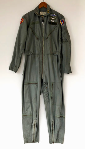 Coverall Flying K-2B 1968