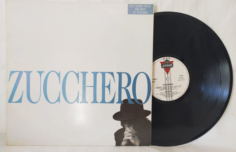 LP ZUCCHERO FORNACIARI SINGS HIS HITS IN ENGLISH