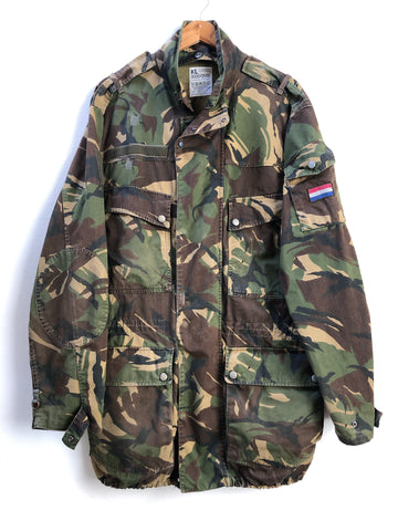 Parka Holland KL Army 90's All Size