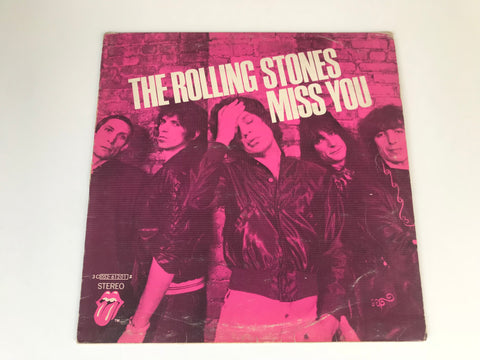 LP The Rolling Stones - Miss you