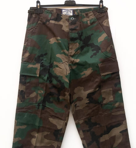 Pant Militare Jungle USA M65 Repro All size
