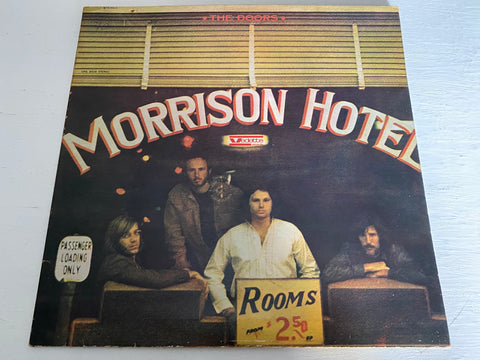 LP THE DOORS - MORRISON HOTEL VEDETTE ITALIA 1970