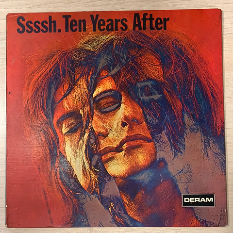 LP SSSSH. - TEN YEARS AFTER