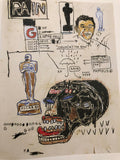 Libro The Jean-Michel Basquiat Show 2006