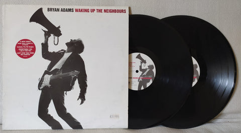 LP BRYAN ADAMS WAKING UP THE NEIGHBOURS