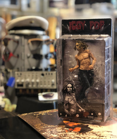 Action Figure IGGY POP Cosmic Group