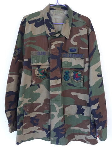 Camicia U.S Air Force Jungle 00's TgXL