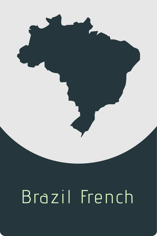 Brazil (French Roast)