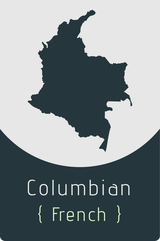 Columbian French