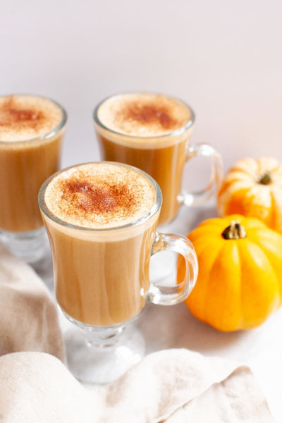 collagen pumpkin spice latte