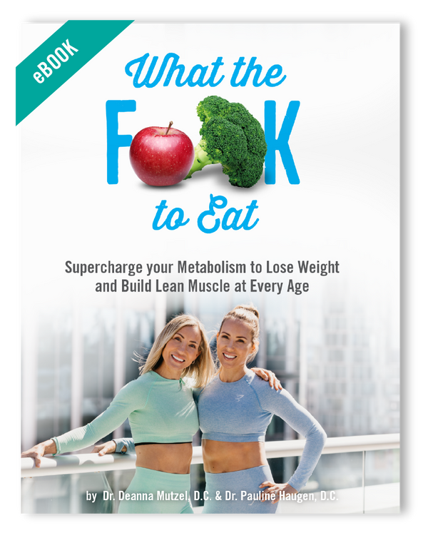 ProGlow Protein, What the F@#k to Eat – eBook