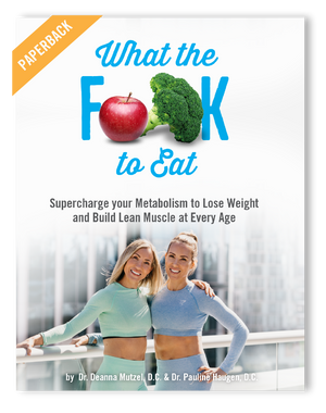 What the F@#k to Eat – Paperback
