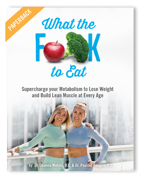 ProGlow Protein, What the F@#k to Eat – Paperback