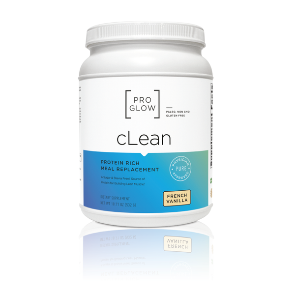 cLean – Plant-Based Protein Powder