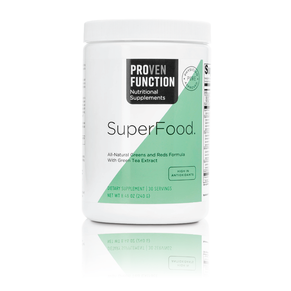 Superfood. - Vital Greens + Reds Formula