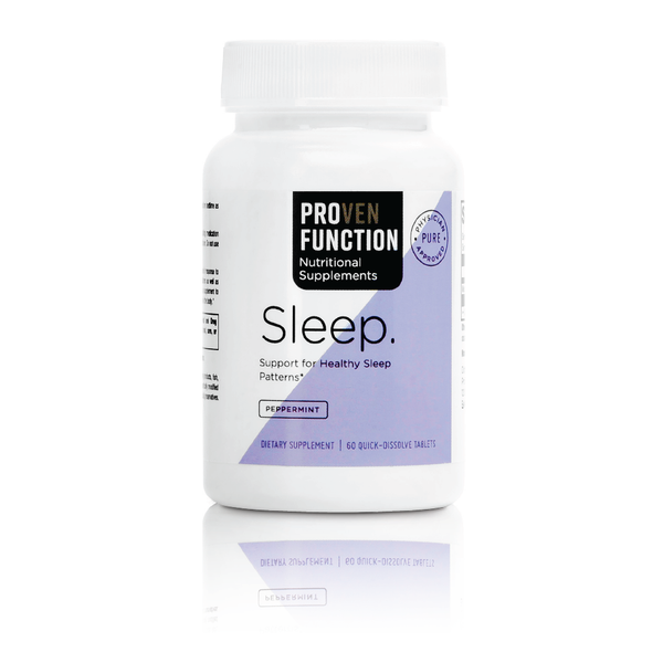 Sleep. – Melatonin Supplement