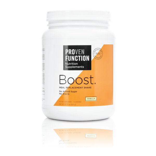 Boost. - Supports Healthy Glucose & Insulin Metabolism