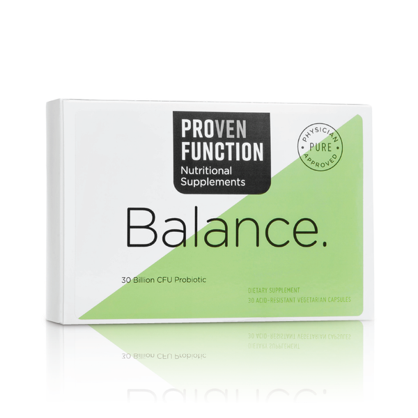 Balance. - Daily Probiotic