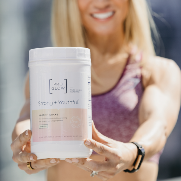 Strong + Youthful - Collagen-Based Protein Shake