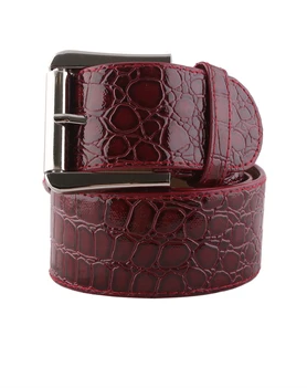 CRUELTY FREE BELT RUBY