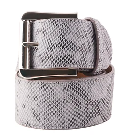 CRUELTY FREE BELT GREY