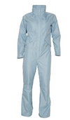 Winter Insulated Jumpsuit - Gray Mist