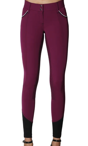 ADENA FULL SEAT BREECH- PLUM