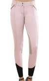 ELARA KNEE PATCH BREECH- BLUSH