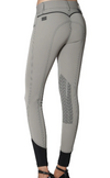 ELARA KNEE PATCH BREECH- PISTACHIO