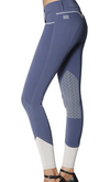 ELARA KNEE PATCH BREECH- OCEAN