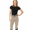 Celebrity Slim Secret EuroWeave™ DX Front Zip Full Seat Breeches - Ladies'