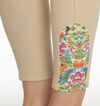Child's Endura Knee Patch Tights