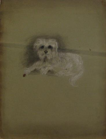 james ramsay 1800s watercolor graphite on paper
