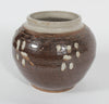 Stout & Spotted Brown & Gray Ceramic, 1978 <br><br>#42658